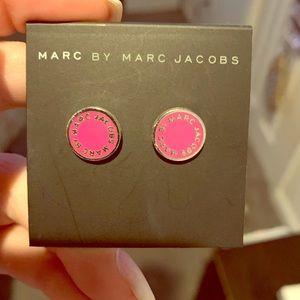 Marc Jacobs Pink Earrings